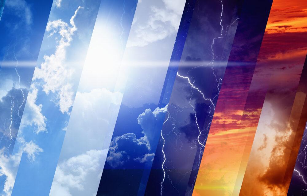 Forbered dig på dagen med et hurtigt kig på vejret